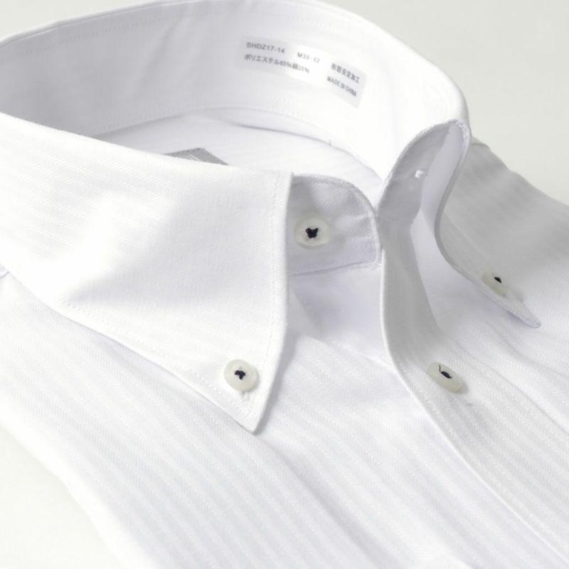 メンズ形態安定ドレスシャツYシャツ通販スマートビズ