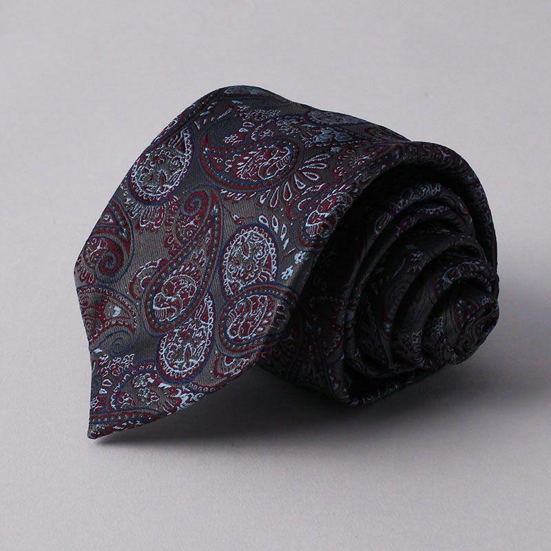 シルク混 ネクタイ 選べる40種類
